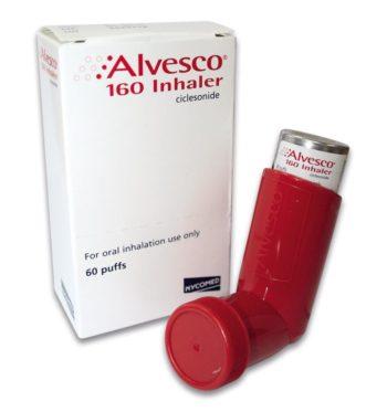 Alvesco Spray