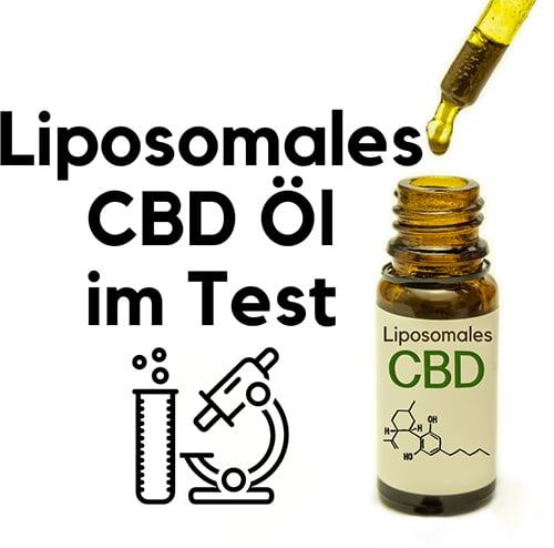 liposomales cbd öl test