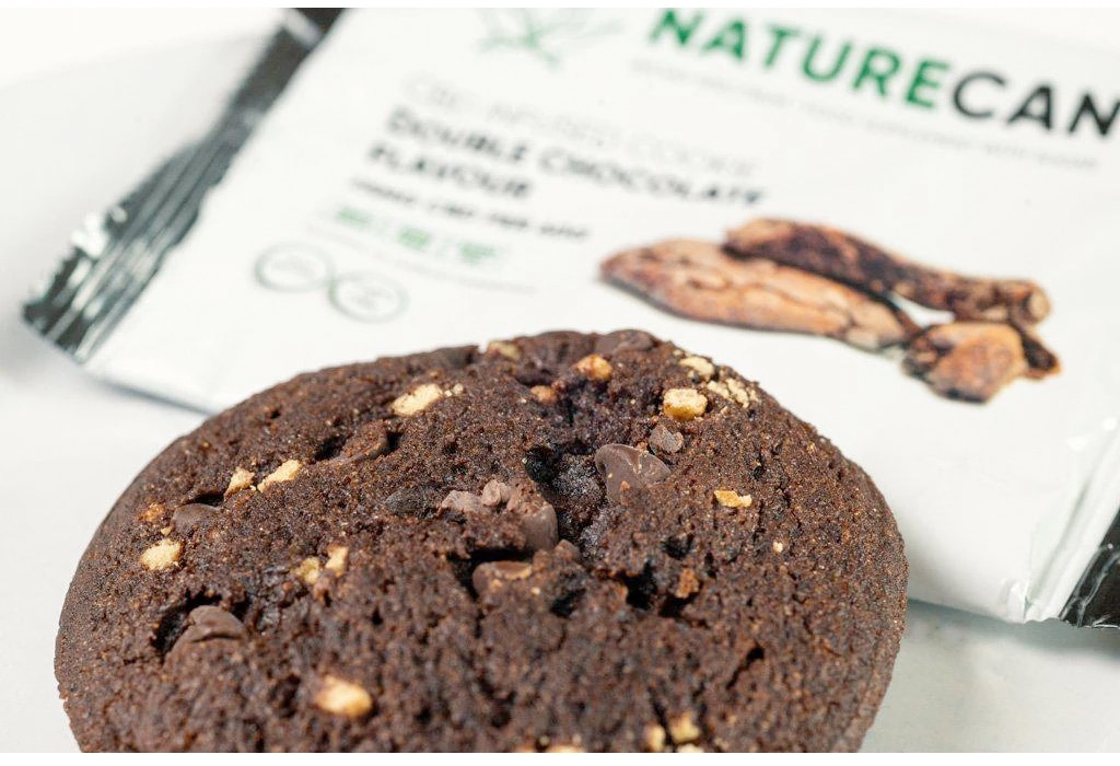 cbd cookies naturecan