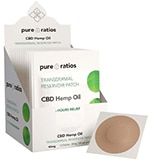 pure ratios cbd patch kaufen