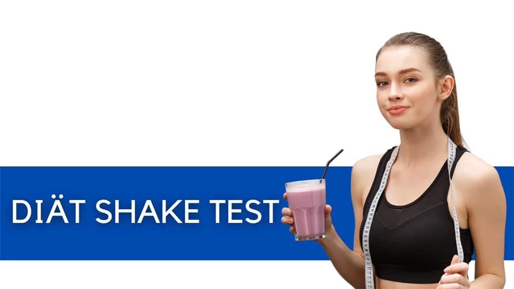DIÄT SHAKE TEST