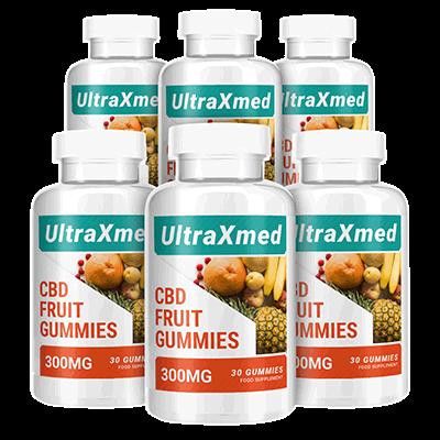 UltraXmed CBD Fruchtgummis Erfahrungen