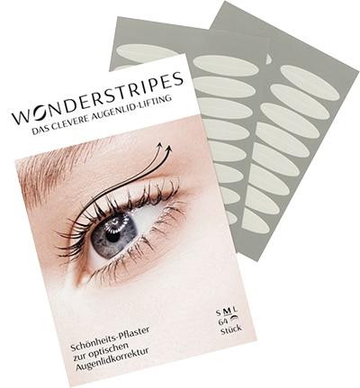 Wonderstripes Augenlid Lifting Stripes